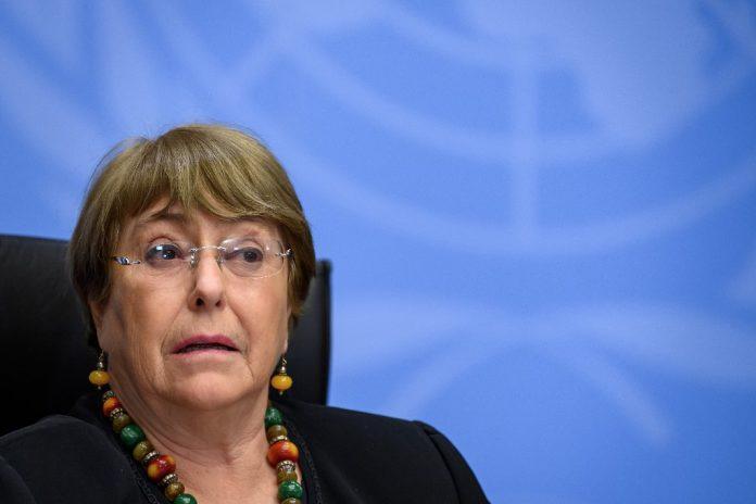 Bachelet Nicaragua