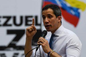 Guaidó anunciará la próxima semana la delegación que lo representará ante las negociaciones con Maduro