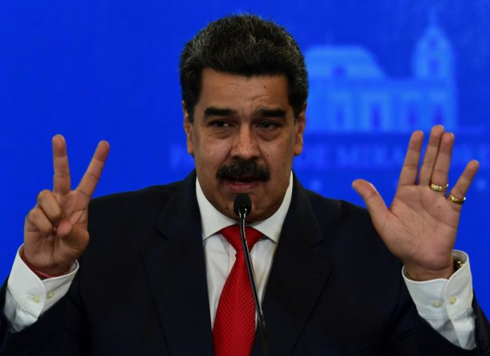 Maduro- Rusia