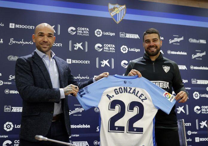 Málaga, Alexander González