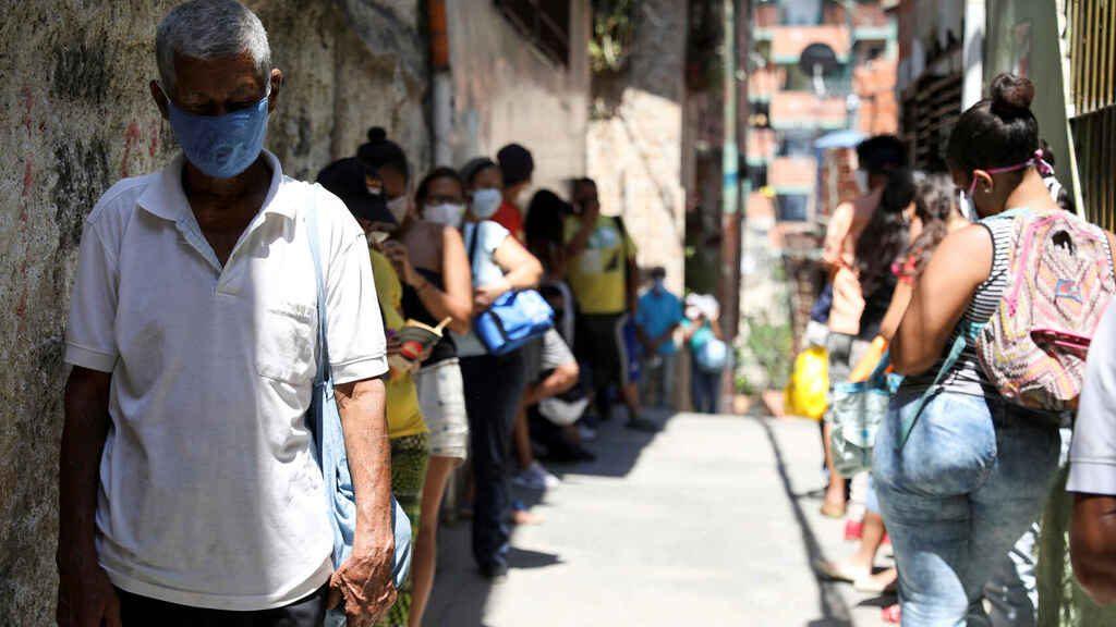 Venezuela, ¿dónde está?