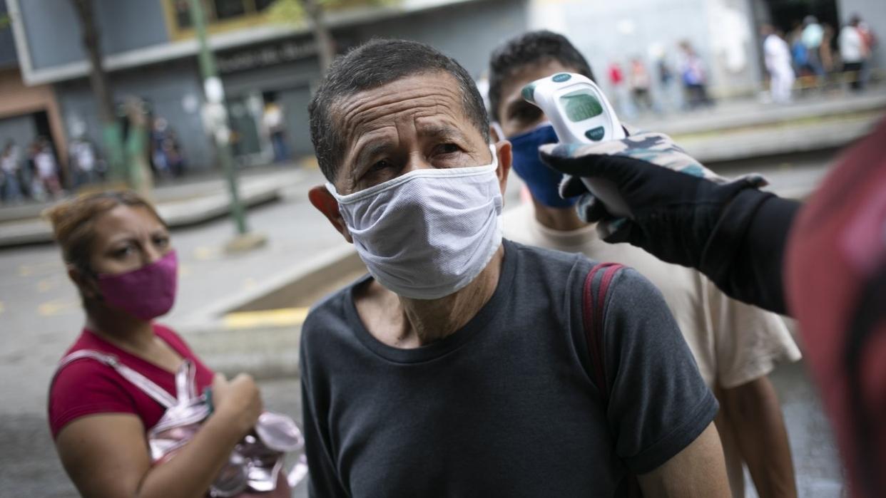 Alertan sobre segunda ola de contagios por covid-19 en Venezuela