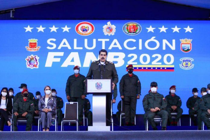 Maduro prometió que muy pronto llegarán las primeras vacunas contra el covid-19