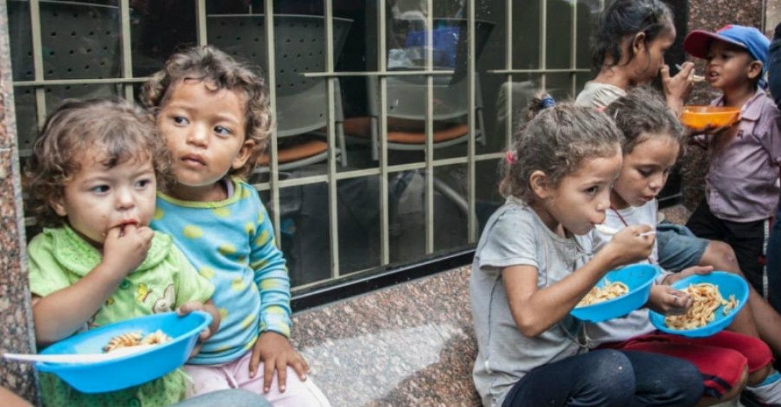 Unos 1.100 niños venezolanos se encuentran bajo protección del Estado  colombiano