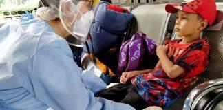 migrantes vacunación