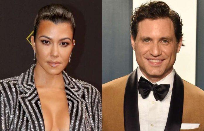 Édgar Ramírez y Kourtney Kardashian
