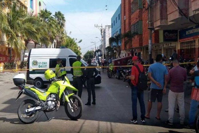 Catorce heridos por atentado con granada en ciudad colombiana de Barranquilla