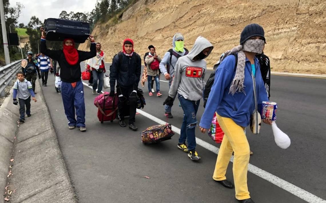 crisis migratoria oposición