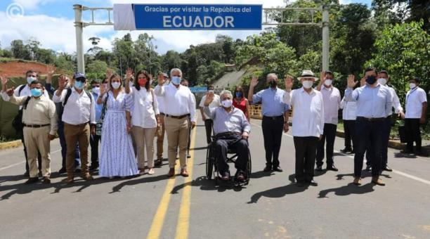 Ecuador y Colombia refuerzan cooperación y rechazan la situación de Venezuela