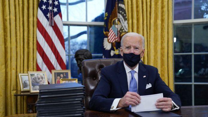 Biden sanciones