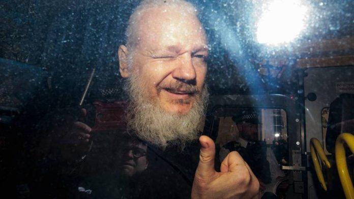 Assange libertad