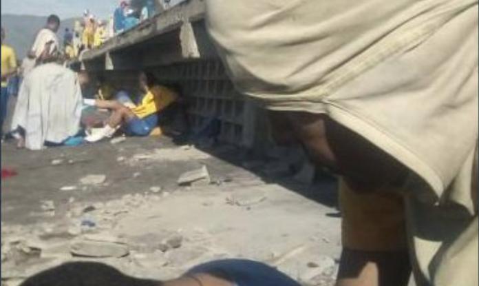Familiares temen por la integridad física de los presos de Tocuyito tras el motín que continúa este sábado