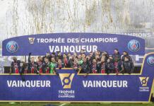 El Paris Saint-Germain ganó Supercopa de Francia, primer título para Pochettino como entrenador
