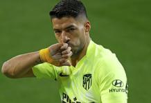 Luis Suárez impulsó al Atlético de Madrid hacia el título