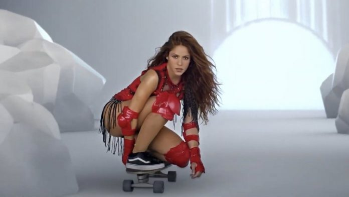Shakira Girl like Me