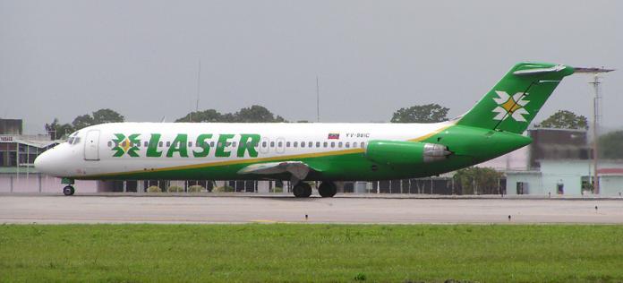 Laser Airlines-PCR
