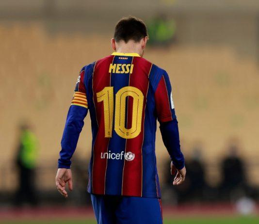 Messi partidos