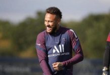 Neymar Supercopa