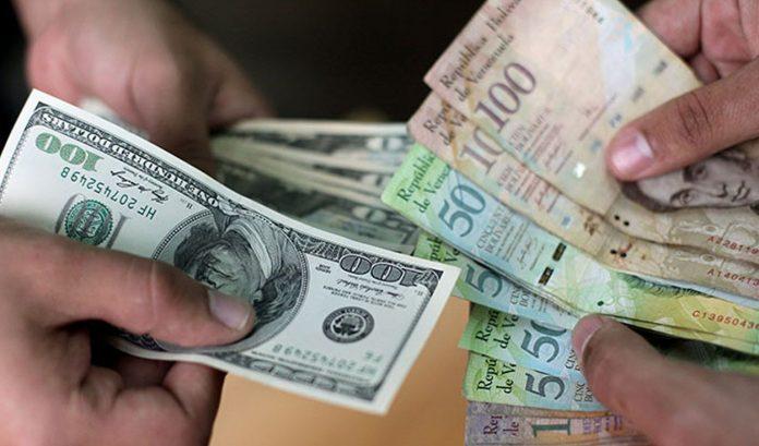 Precio dólar ingresos-Dólar-Martes