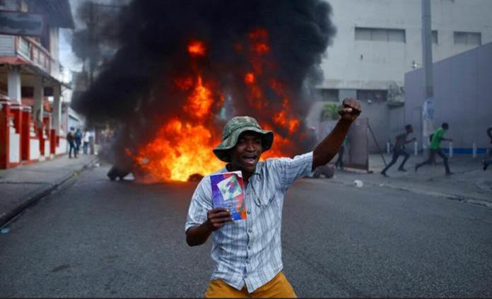 ONU Haití