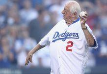 Falleció Tommy Lasorda, leyenda de los Dodgers, a los 93 años de edad