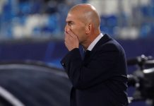 Zidane covid