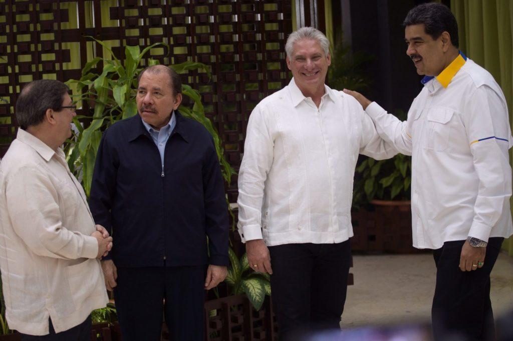 HRW alertó sobre la consolidación de las dictaduras en Cuba, Venezuela y Nicaragua