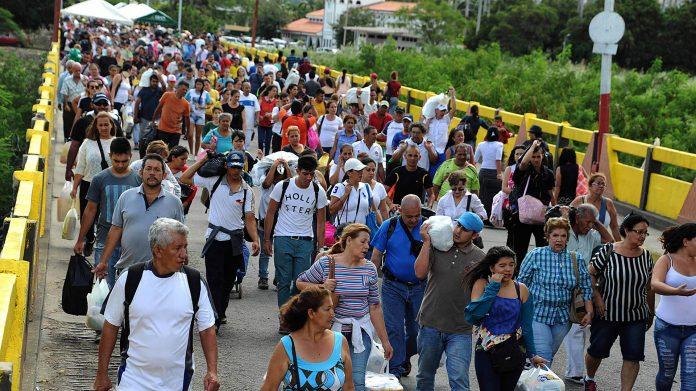 Más de 1.720.000 venezolanos viven en Colombia al cierre de 2020