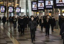 Japón suma cifra récord de contagios desde enero después alerta extendida
