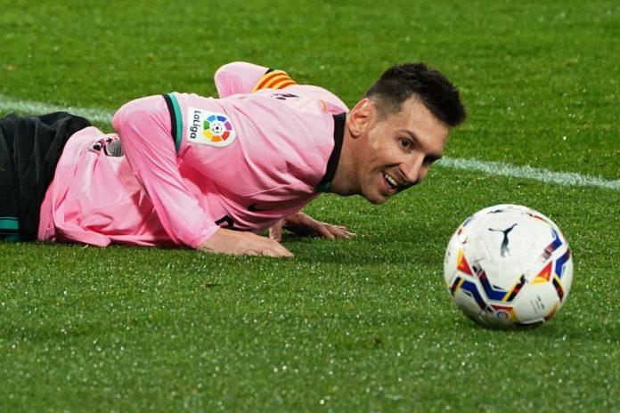 Messi el contrato