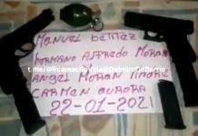 """Miembro de la banda de Willy Meleán amenazó a empresario en Zulia: """"Te voy a estallar la maldita casa"""""""