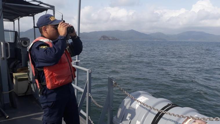 Naufragio en Colombia dejó al menos cinco migrantes muertos