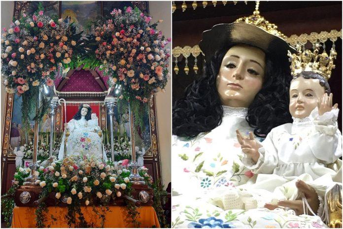 Peregrinación de la Divina Pastora, una celebración religiosa golpeada por la pandemia