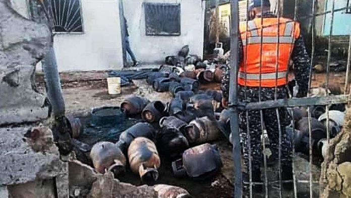 Murió una de las víctimas de la explosión de gas en Monagas