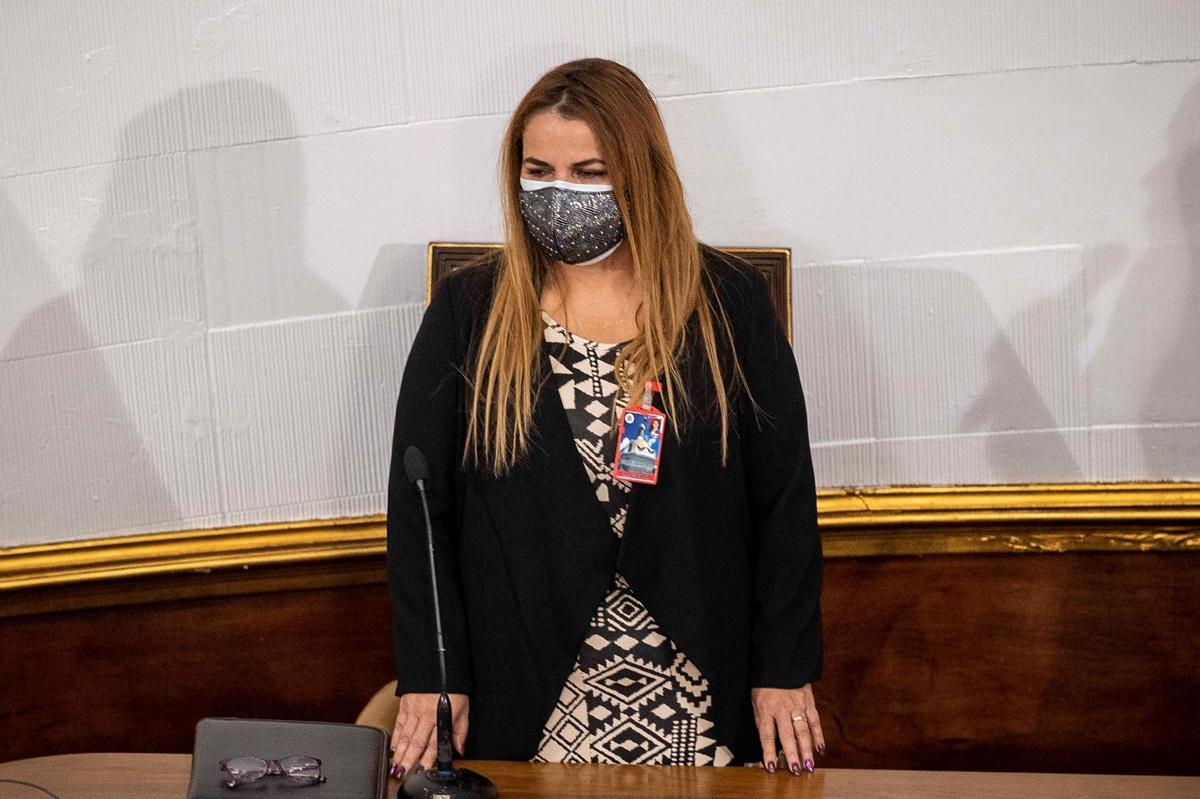 Iris Varela pedirá al TSJ del régimen la detención de varios diputados opositores electos en 2015