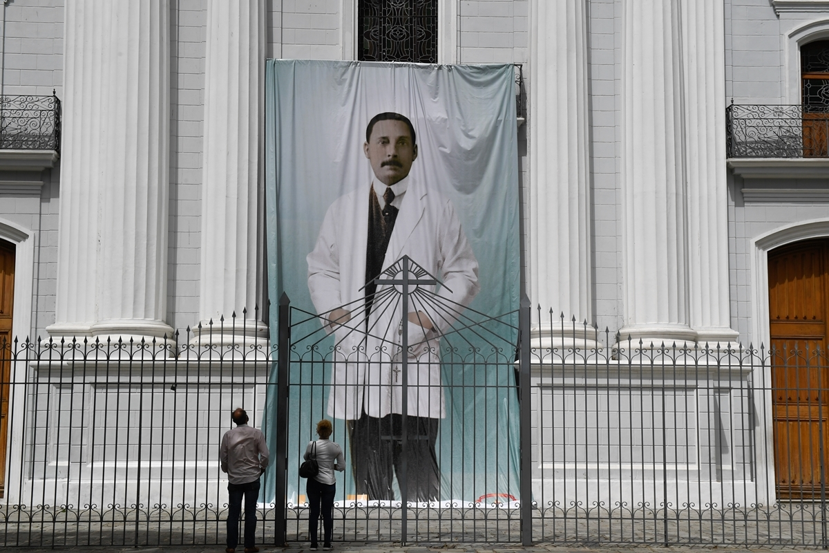 Acto de beatificación de José Gregorio Hernández será a finales de abril