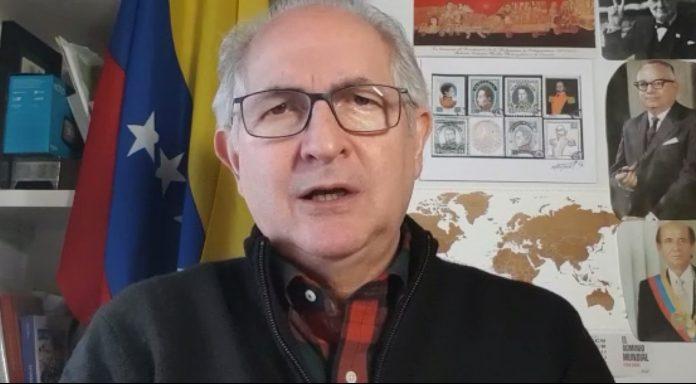 Ledezma rectores elecciones del régimen