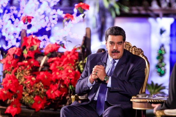 Maduro, dólar