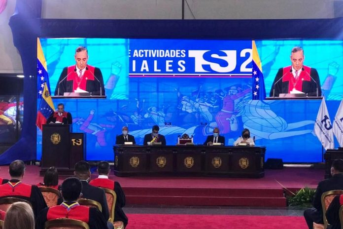 Maikel Moreno ordenó al Parlamento chavista aplicar reformas urgentes a lote de leyes venezolanas