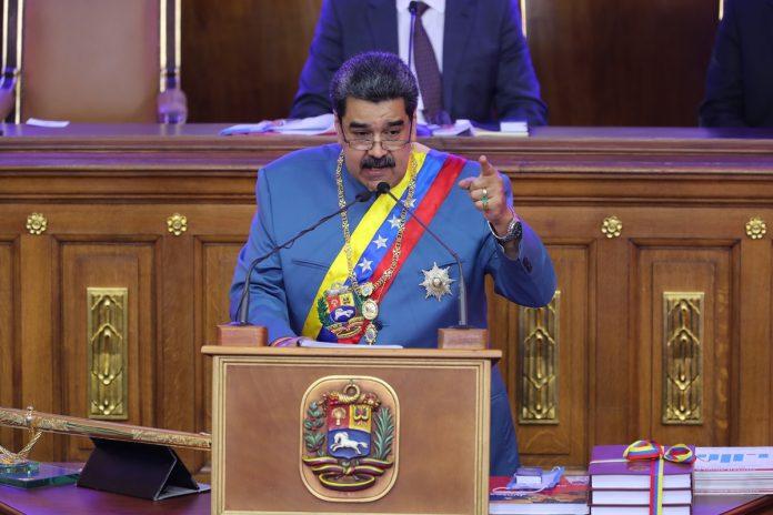 Los datos económicos más importantes que ofreció Maduro
