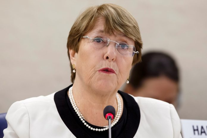Bachelet expresó preocupación por muerte del indígena Salvador Franco