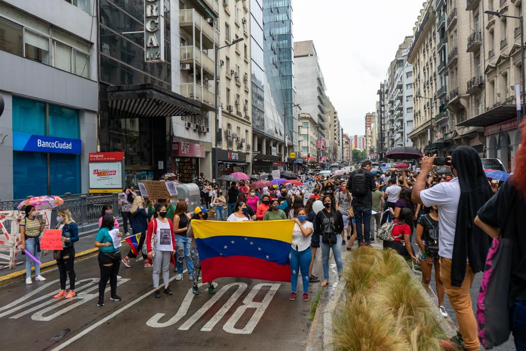 joven venezolana