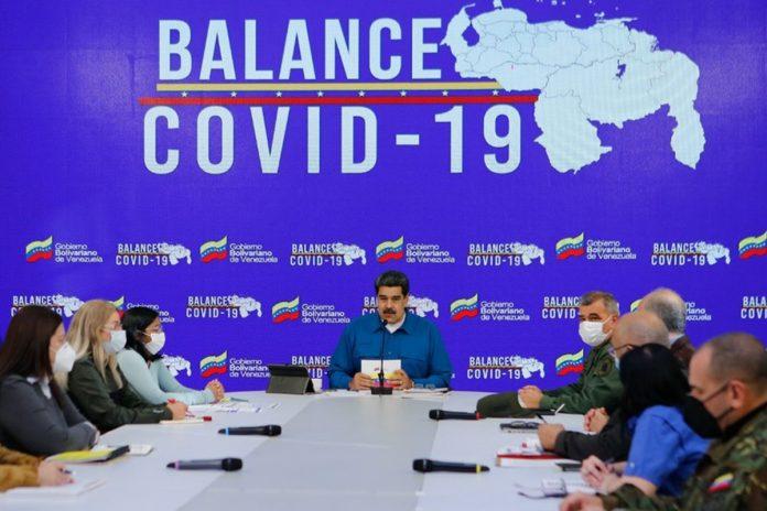 Maduro se quejó con Twitter por no suspender la cuenta de Juan Guaidó