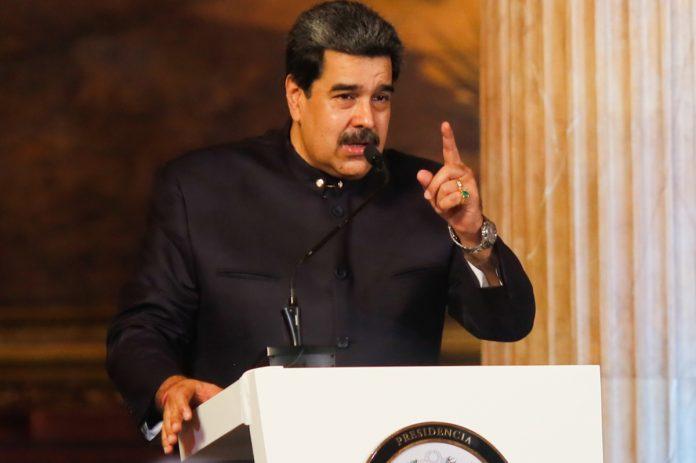 Maduro, sobre el asalto al Capitolio: