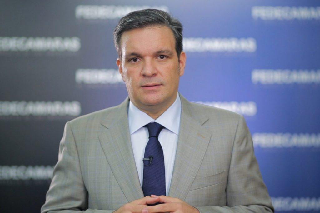 """Ricardo Cusanno, presidente de la Fedecámaras: """"Seguir satanizando el diálogo y la negociación es un grave error"""""""