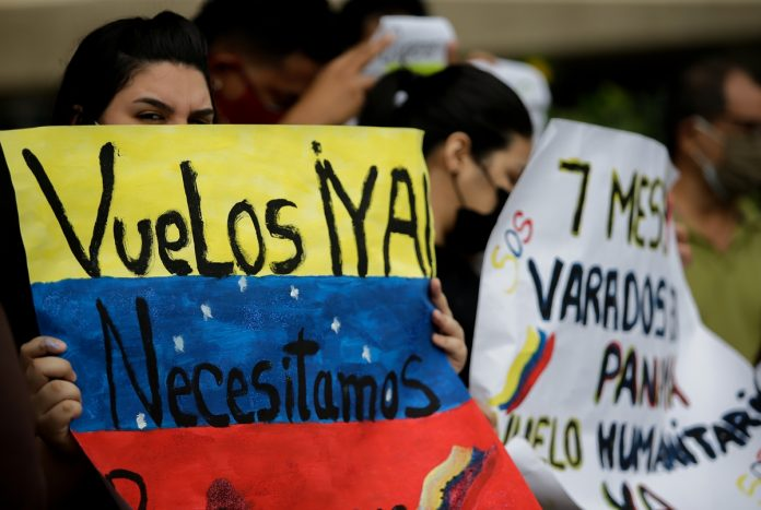 Maduro triplicará vuelos de Conviasa desde el 1 de febrero para repatriar venezolanos