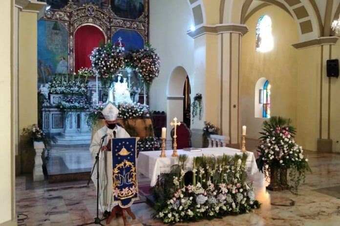 Monseñor Basabe exigió al régimen no mentir con las estadísticas del covid-19
