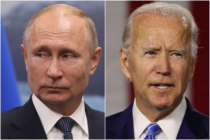 """Biden muestra """"firmeza"""" y Putin aboga por la """"normalización"""" en la primera conversación de los presidentes"""