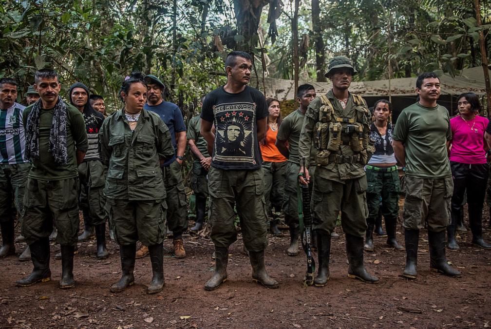 Lo que se sabe de los guerrilleros colombianos refugiados en Venezuela