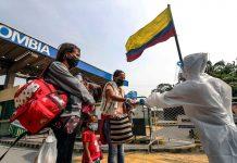 Acnur asegura que regular a los migrantes venezolanos facilitará la inclusión en la vacunación contra el covid-19